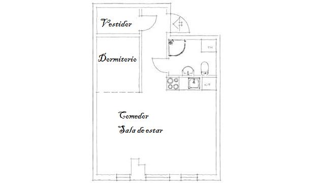 Como decorar vivienda pequeña