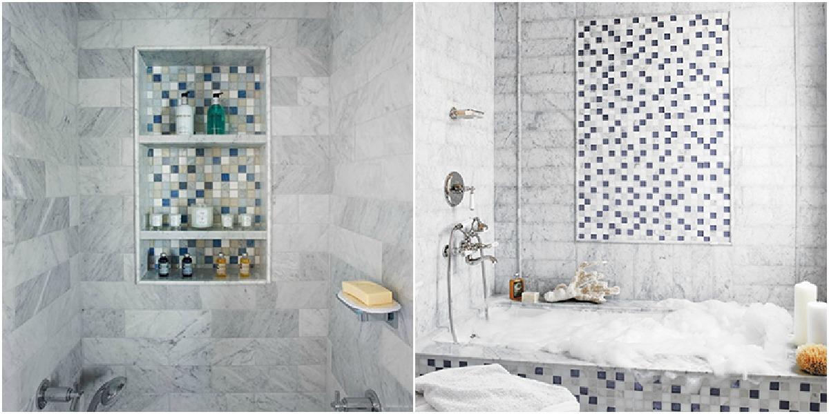 Reforma de baño gris