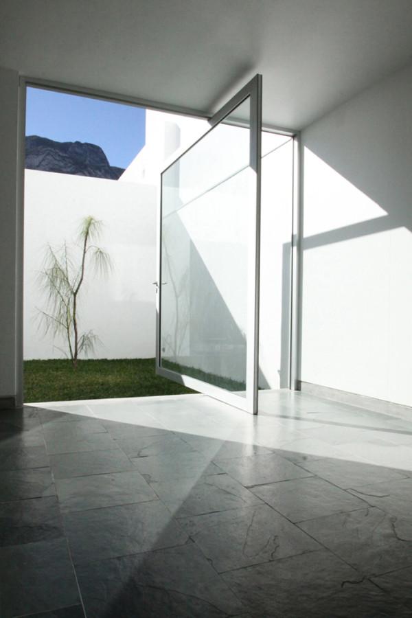 Puerta al Jardín